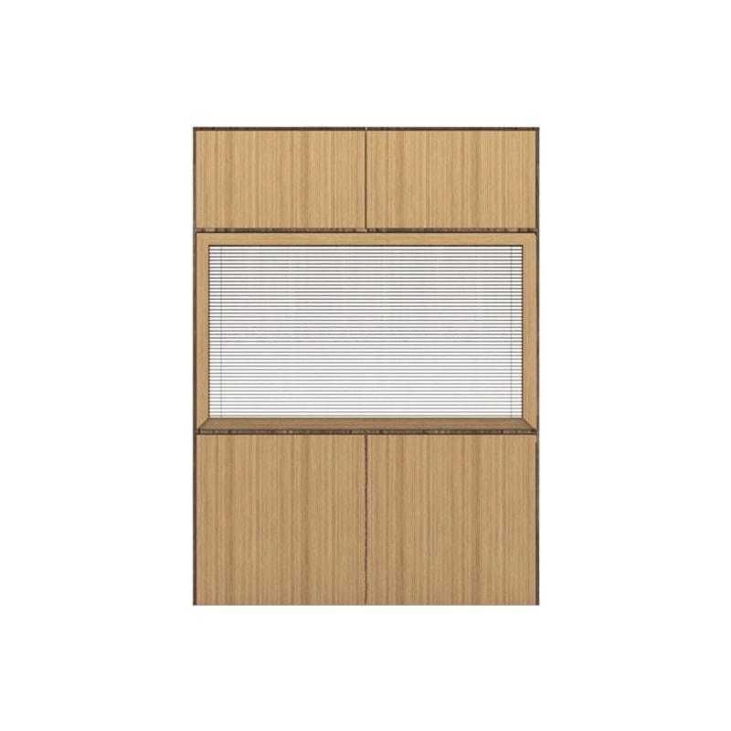 تصویر پارتیشن چوبی